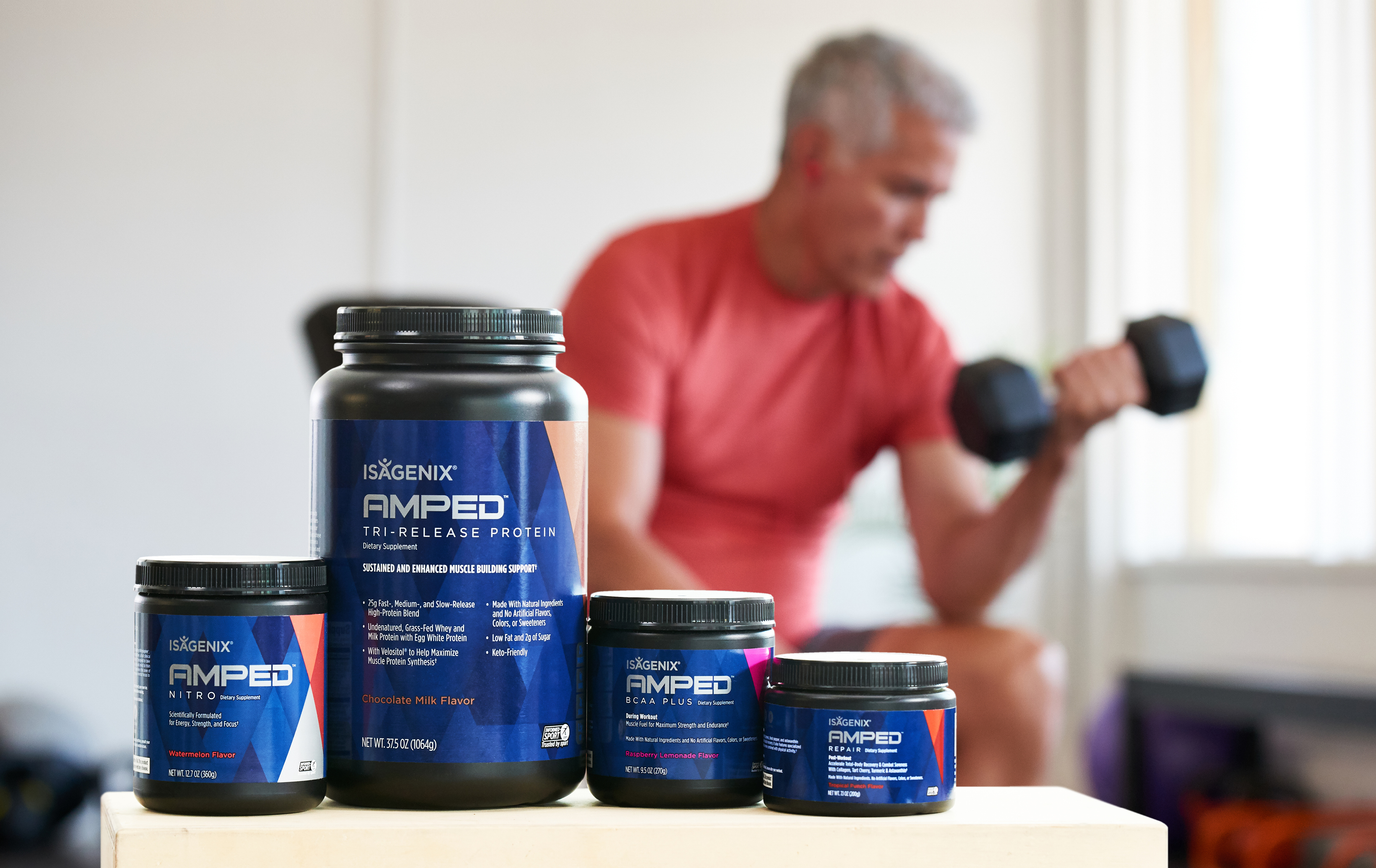 AMPED Performance Pack