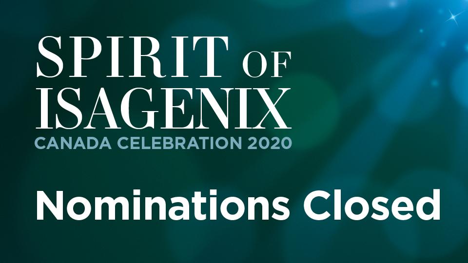 Spirit of Isagenix