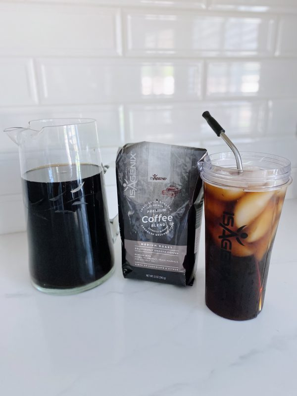Cold-brew Isagenix Coffee