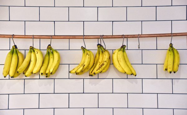 Whole foods - bananas