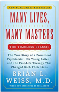 Many Lives book cover