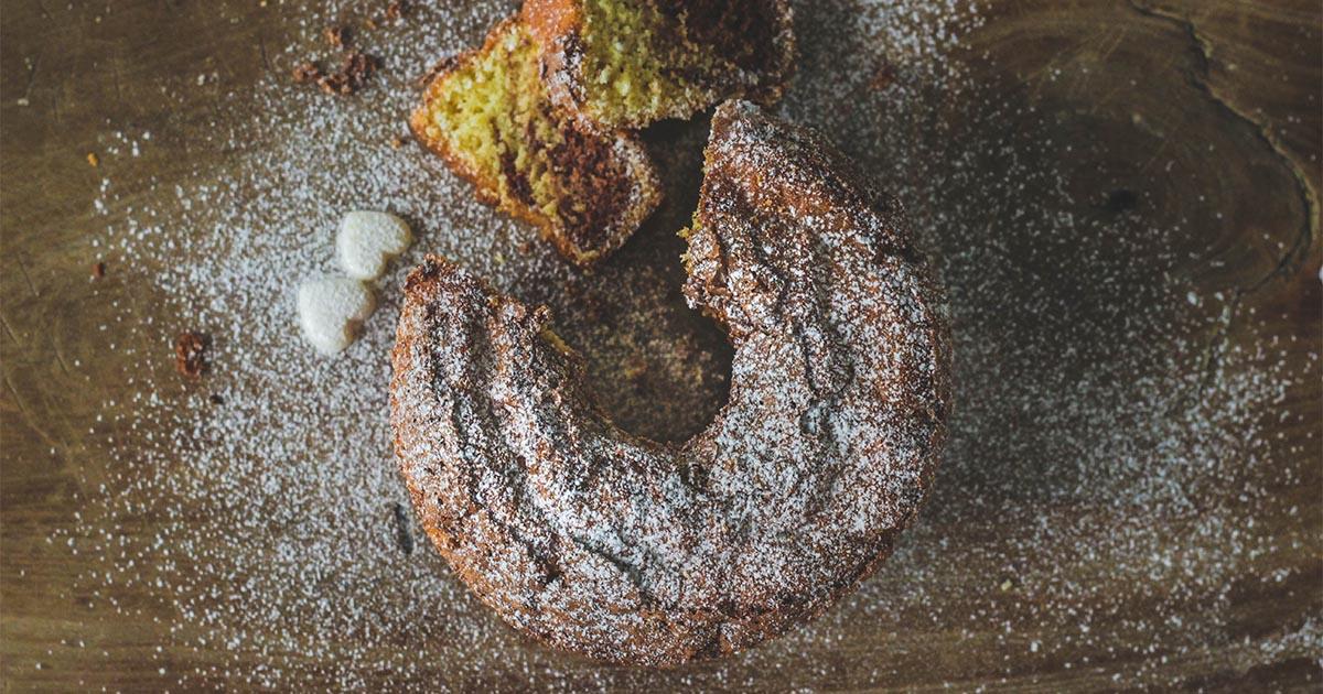 Gluten Free - Circular Cake
