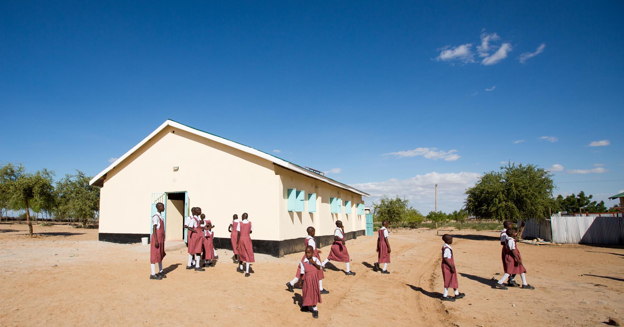 House of Hope orphanage in Kenya