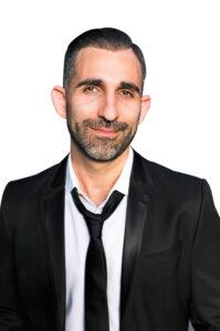 Zach Slobin headshot 2021 Spirit of Isagenix