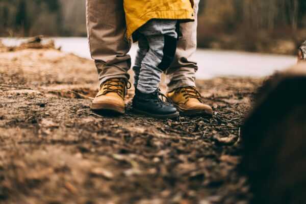 Sustainability - Dad and Kid Hiking Boots